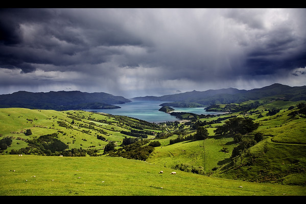 akaora new zealand