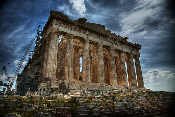 Parthenon 2 Athens Greece
