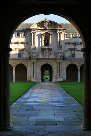 canterbury quad st johns oxford