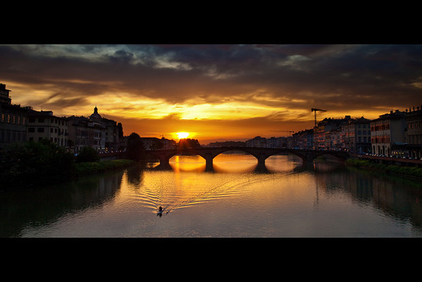 firenze florence river arno